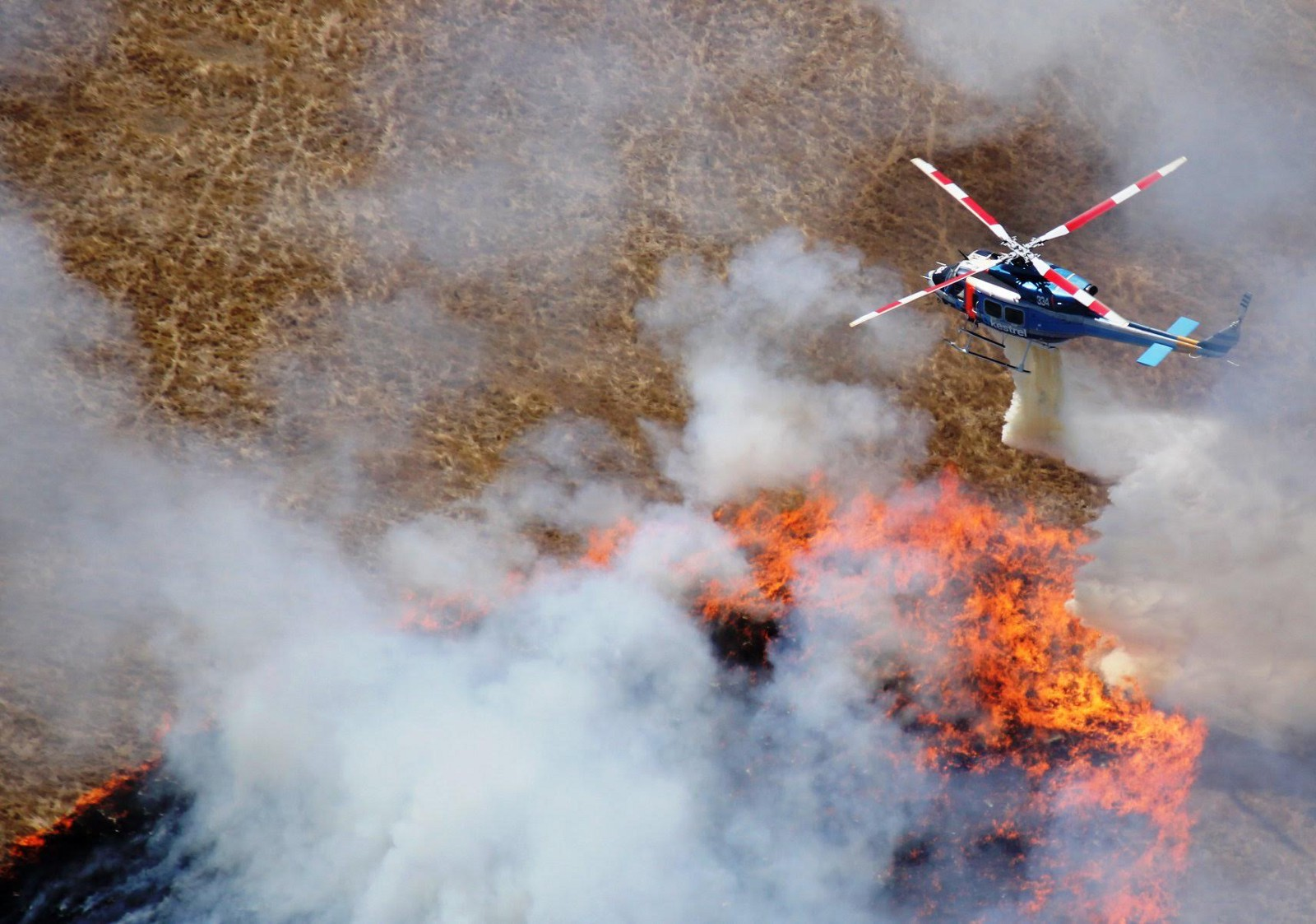 aerial firefighting australia