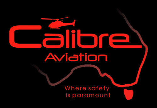 calibre aviation logo