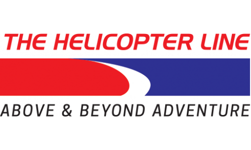 the helicopter line logo