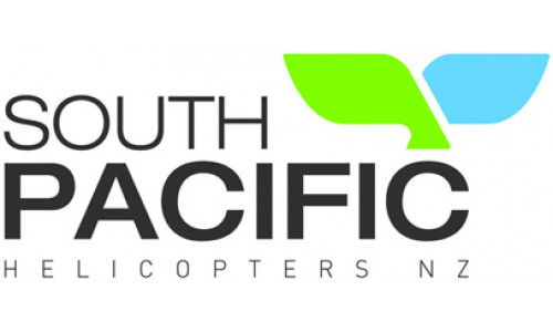 south pacific helicopters logo