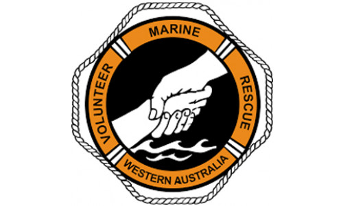 volunteer marine rescue logo
